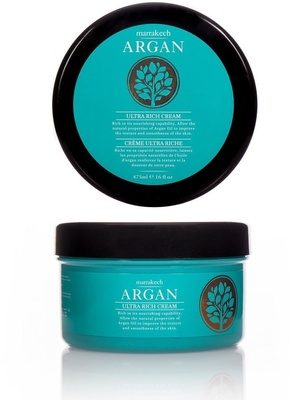 Крем-масло для тела (Argan Body Butter)  63847 Bodycare from Africa