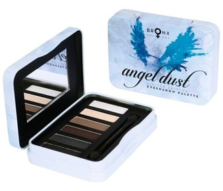 Палетка теней  ANGEL DUST  AD01 300389 Bronx Colors