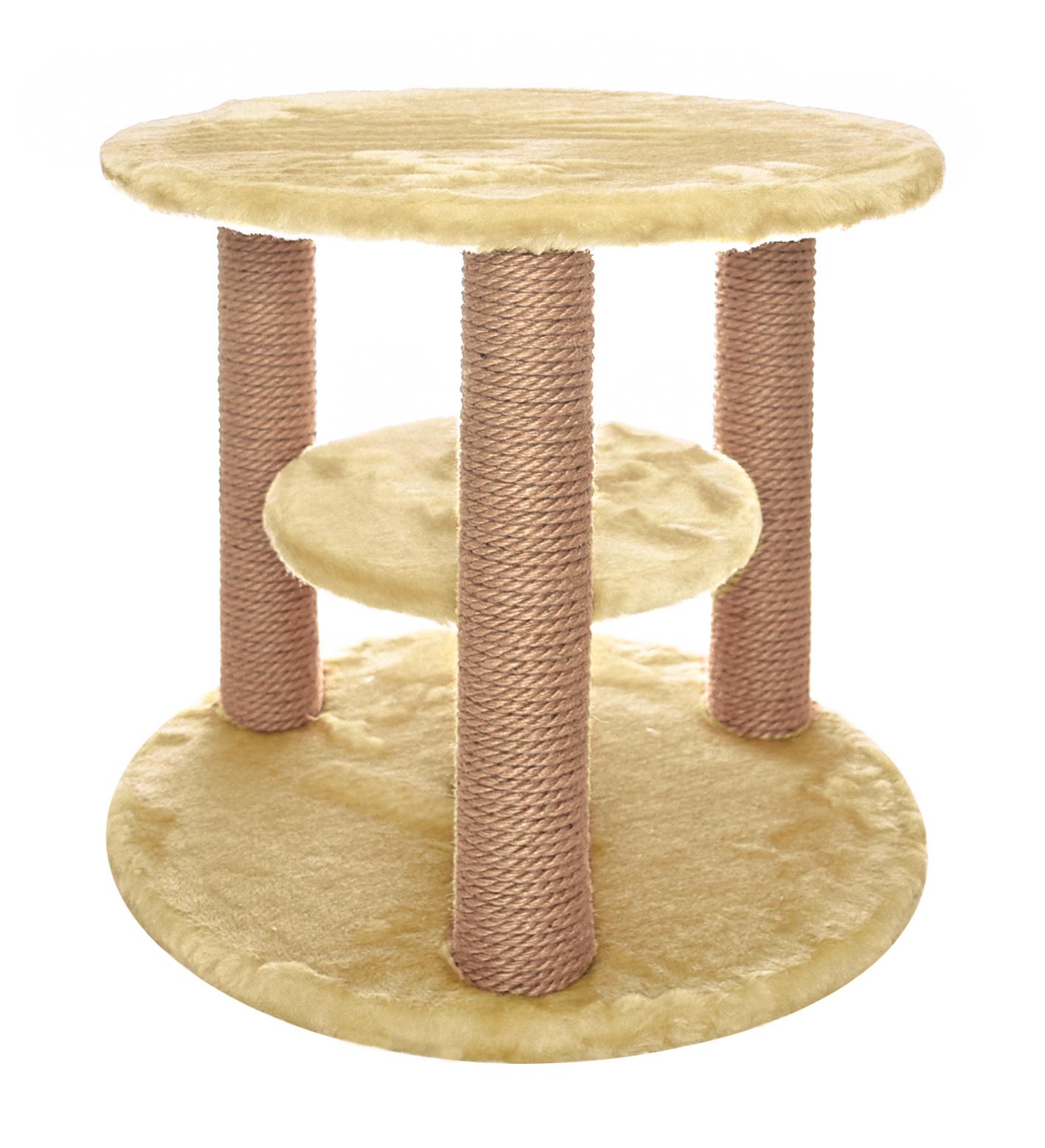 Yami-Yami Yami-Yami когтеточка Танго, джут, 50*48 см (8,1 кг) yami yami 1шт игрушка мячик пластмассовый для кошек 3 5см 2400 0 007 кг 2 шт