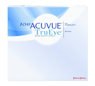 Линзы на 1день 1Day Acuvue TruEye, 90шт.  0010190 Johnson&Johnson