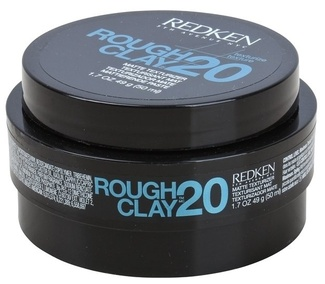 Глина текстурирующая Rough Clay 20 для волос 205284 REDKEN 5th Avenue