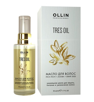 Масло для волос Tres Oil 27752 Ollin Professional