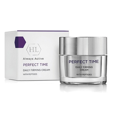 PERFECT TIME Daily Firming Cream дневной крем  24522 Holy Land