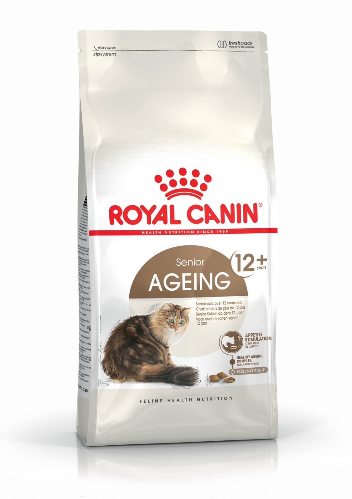 Royal Canin Для пожилых кошек старше 12 лет (4 кг)