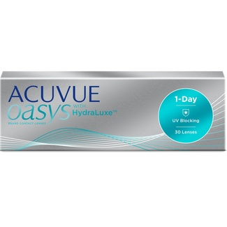 Линзы Acuvue Oasys 1-Day with HydraLuxe 30шт. 06597 Johnson&Johnson