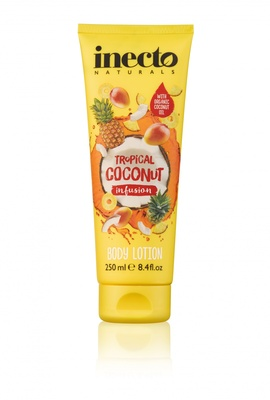 Лосьон для тела Infusions Tropical Coconut Body Lotion  64244 Inecto