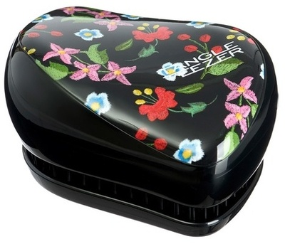 Расческа Compact Styler Embroidered Floral 95065 Tangle Teezer