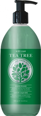 Мыло для рук (Tea Tree Hand Wash)  63854 Bodycare from Africa