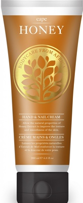 Крем для рук (Honey Hand & Nail Cream) 63852 Bodycare from Africa