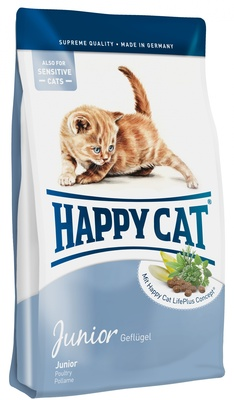 Для котят Happy cat