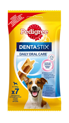 Лакомство для собак мелких пород Pedigree DentaStix