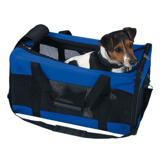 Trixie Trixie транспортная сумка синяя, 55x30x30 см (1,12 кг)