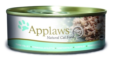 Applaws Консервы для Кошек с филе Тунца (Cat Tuna Fillet)  1003CE-A 24328.уц УЦЕНКА