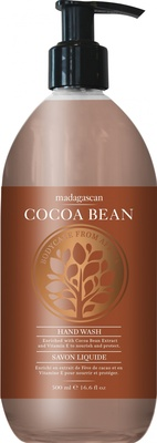 Мыло для рук (Cocoa Bean Hand Wash)  63848 Bodycare from Africa