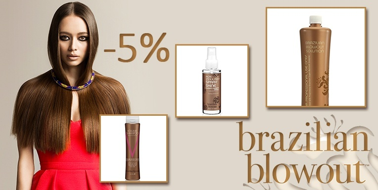 Brazilian Blowout - 5%