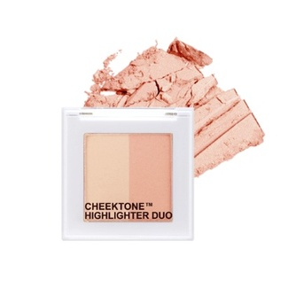 Cheektone Хайлайтер Highlighter Duo 01 200767 Tony Moly