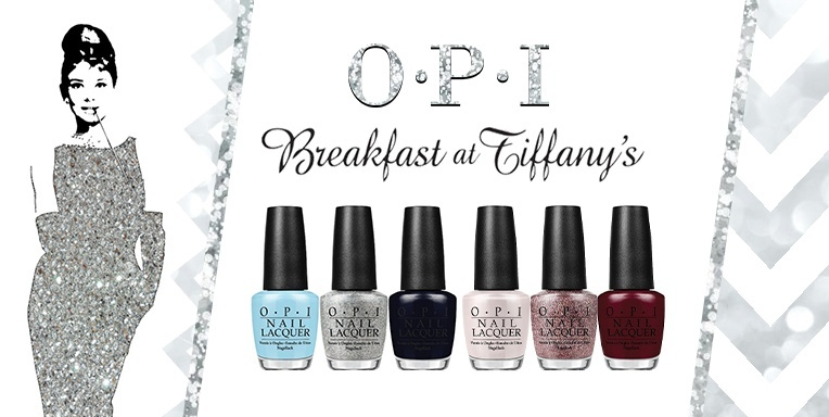 Breakfast at Tiffany's от OPI
