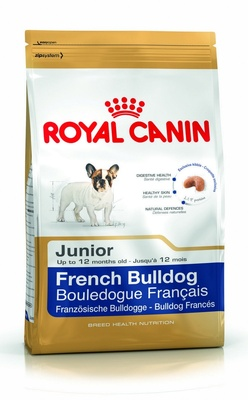 Корм Royal Canin для щенков французского бульдога до 12 мес., French Bulldog Puppy