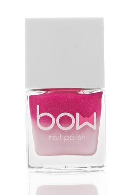 Лак для ногтей Thermo Top Coat Pink  99961 BOW