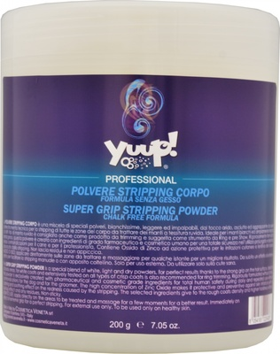 YuuP Professional! профессиональная пудра для тримминга, Professional Super Grip Stripping Powder