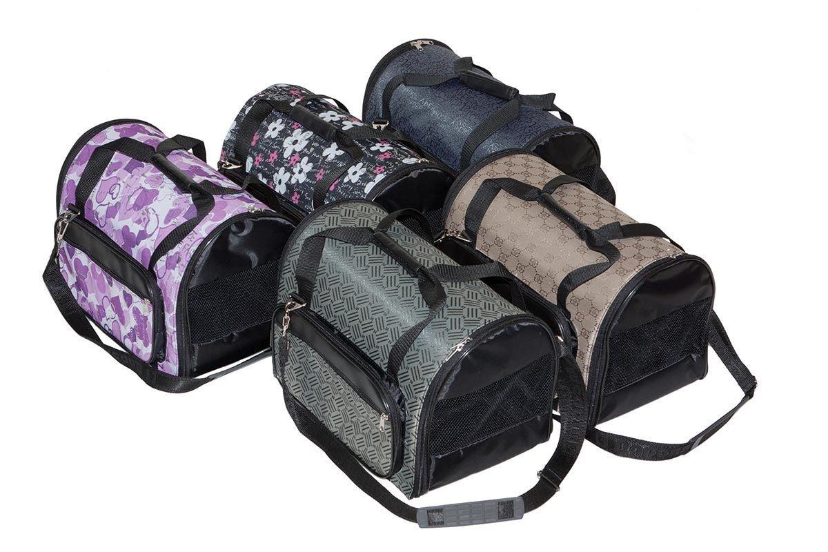 Yami-Yami Yami-Yami сумка-переноска с карманами Гламур, жаккард, 4 кармана, раскладная (XL) yami yami 1шт игрушка мячик пластмассовый для кошек 3 5см 2400 0 007 кг 2 шт