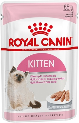 Royal Canin паучи для котят (паштет) , KITTEN INSTINCTIVE