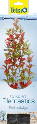 Растение DecoArt Plantastics Red Ludvigia 30 см